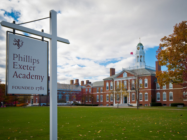 Phillips Academy Andover(安多佛菲利普斯中学)